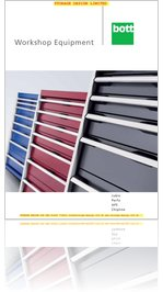 Bott Workshop Storage Systems full catalogue with 708 pages