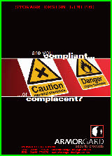 ARE YOU COMPLIANT ?