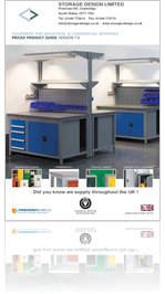JB Workbenches and Industrial Storage Systems