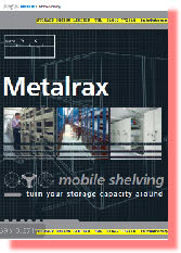 METALRAX MOBILE SHELVING FROM STORAGE DESIGN LIMITED