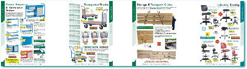 Select Direct Catalogue Storage & Handling Equipment