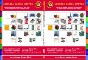 Storage Direct catalogue cover 2010